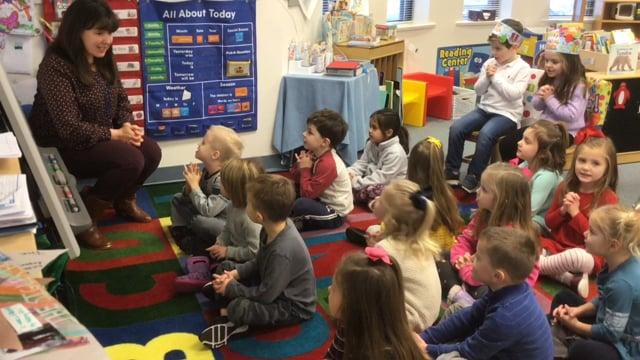 Preschool and Kindergarten Video