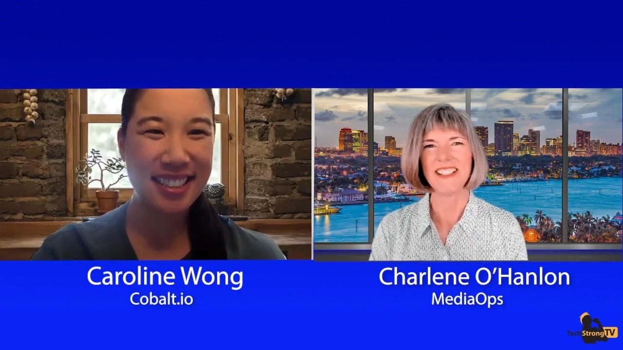 Caroline Wong – TechStrong TV