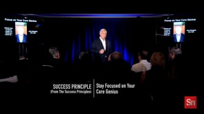 Jack Canfield: Stay Focused on Your Core Genius