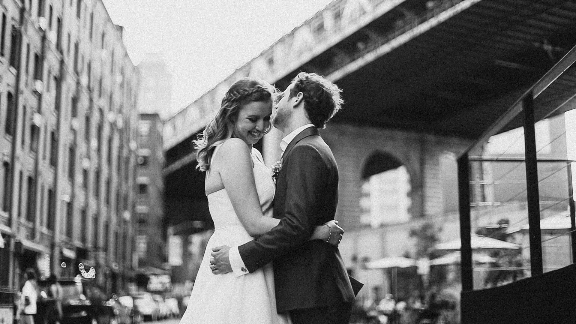 A Very New York Wedding