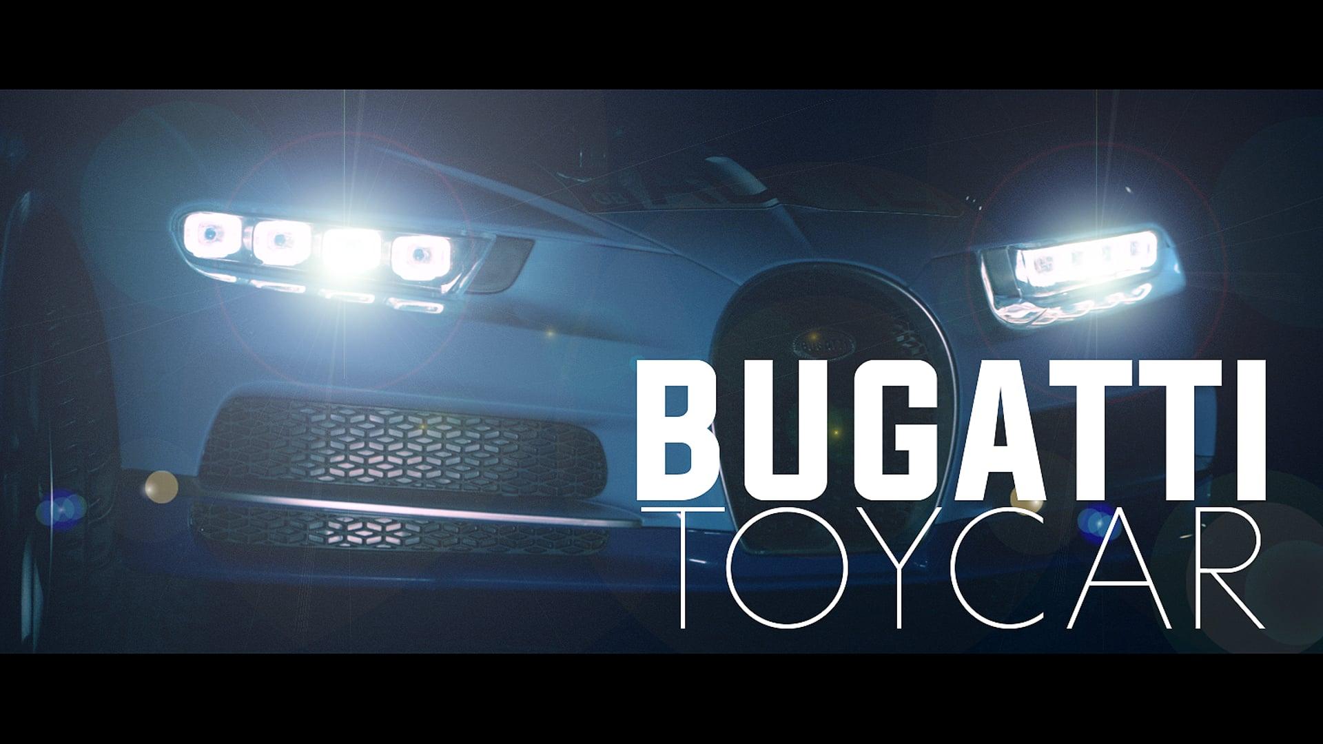 Fun With The Bugatti