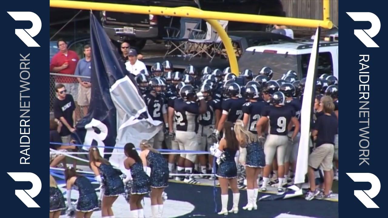 Varsity Football-2011-Game 1-Presbyterian Christian
