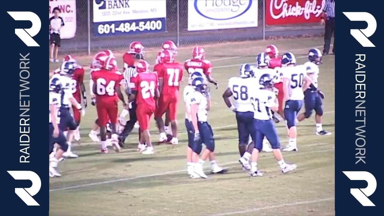 Varsity Football-2011-Game 2-NE Lauderdale