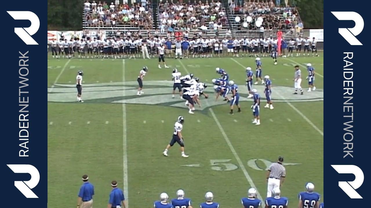 Varsity Football-2011-Game 3-River Oaks School