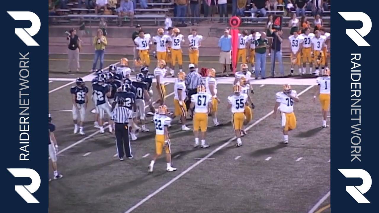 Varsity Football-2011-Game 4-Pillow Academy