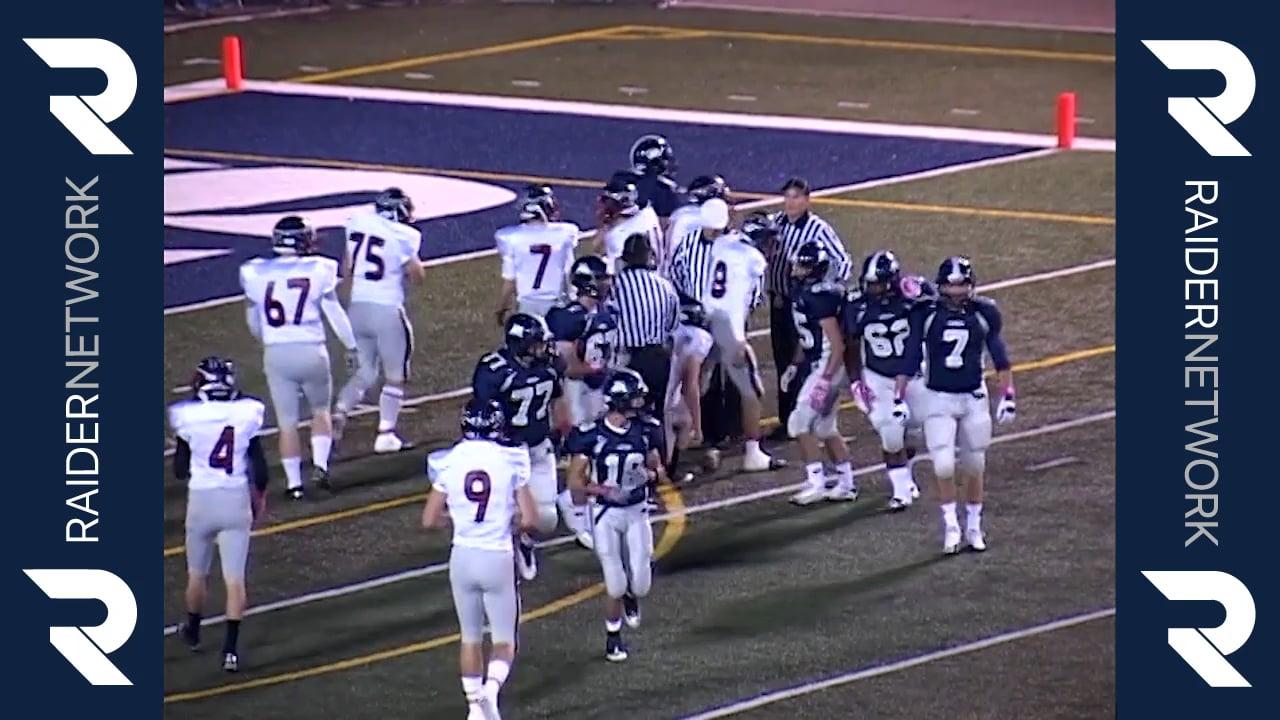 Varsity Football-2011-Game 10-Magnolia Heights