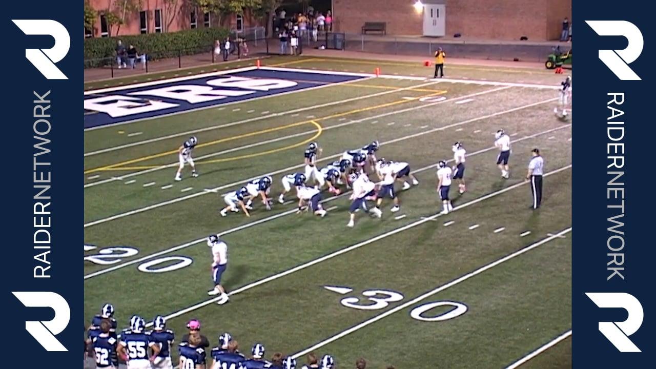 Varsity Football-2011-Game 9-Washington School