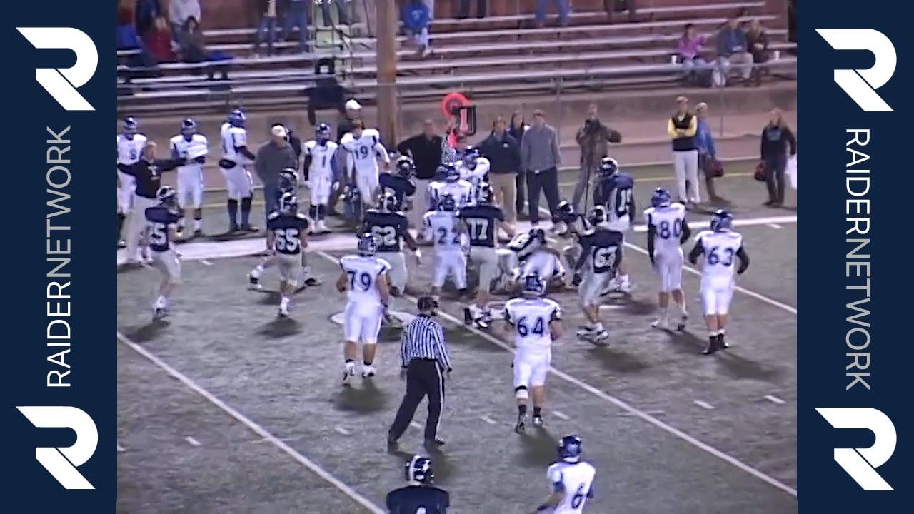 Varsity Football-2011-Game 12-Presbyterian Christian