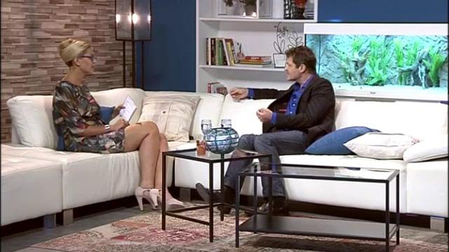 Weg met stress Interview TV Oost met Dr. Paul Koeck
