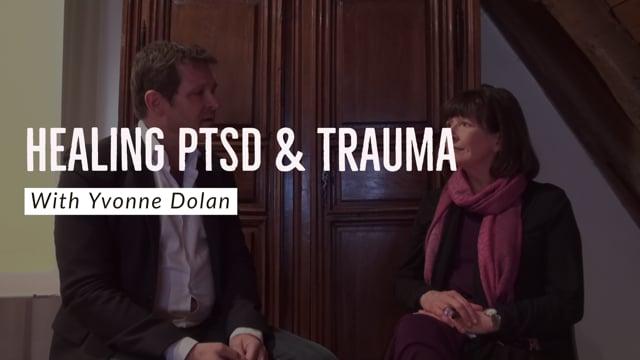 Yvonne Dolan: How Solution Focused Selfhelp heals PTSD & Trauma