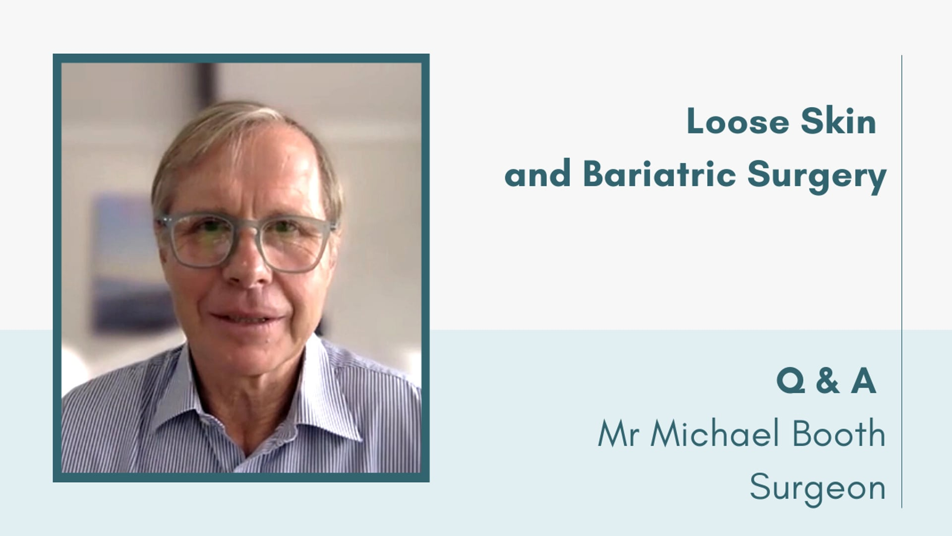 Loose Skin and Bariatric Surgery
