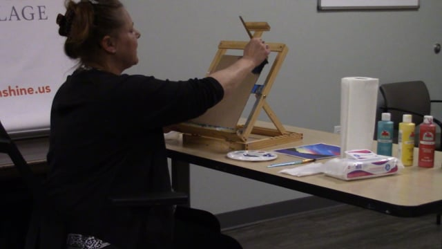 Painting with Sandi - Episode 02