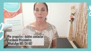 Benestar del Cos amb Fisio Indira: Relaxació mandíbula