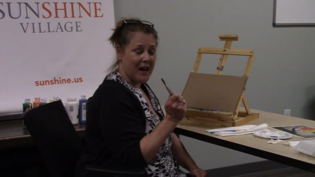 Painting with Sandi - Episode 03