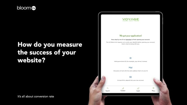 Video: How to measure and improve your website's conversion rate