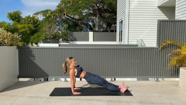 30min full body booty band workout