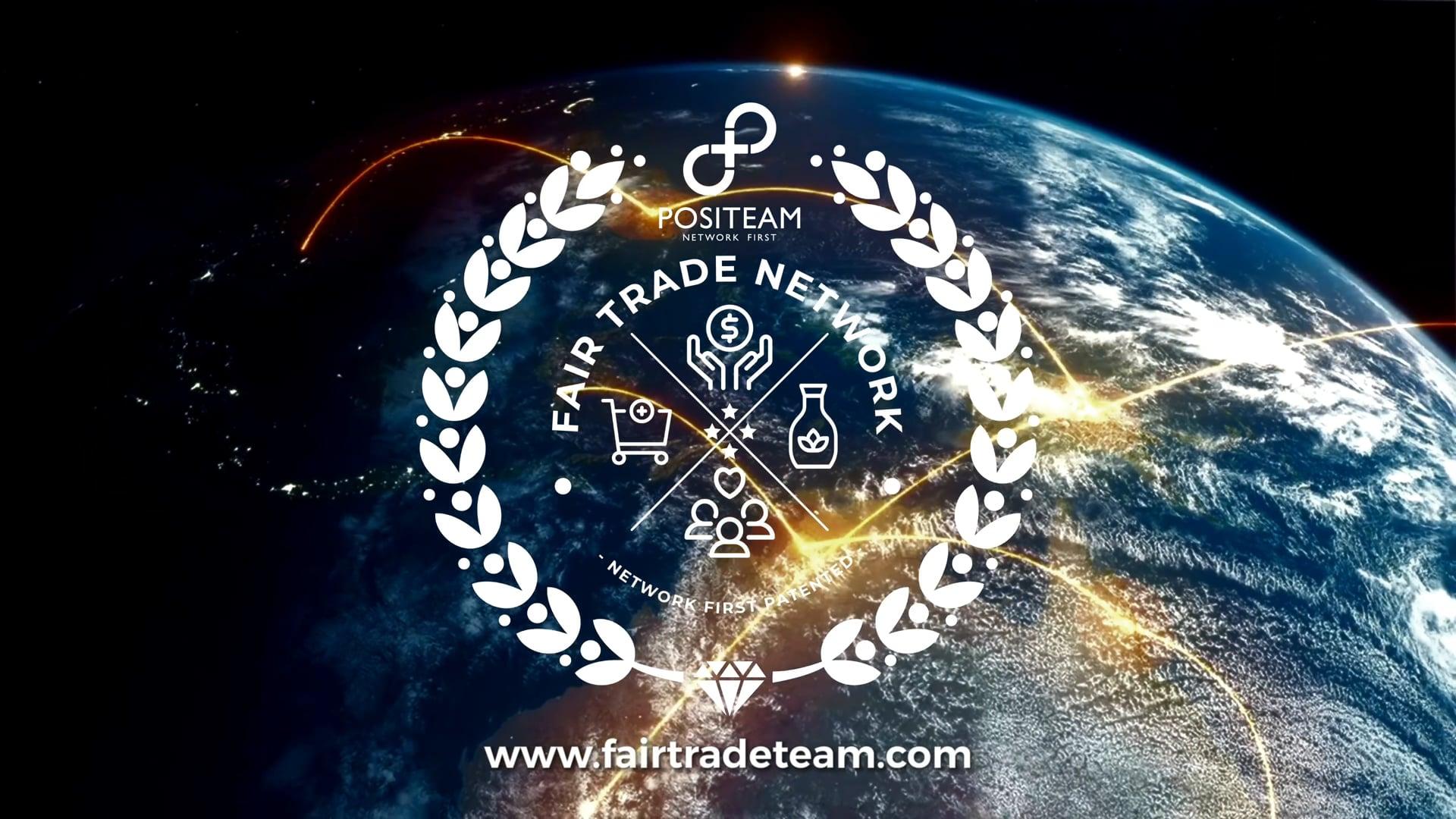 Positeam Fair Trade Network Magyarország - Exkluzív közösségi meghívás