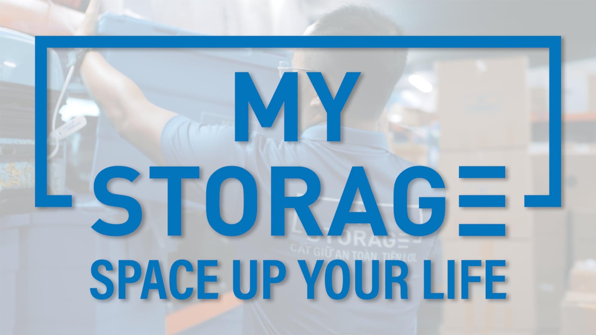 MyStorage Ad