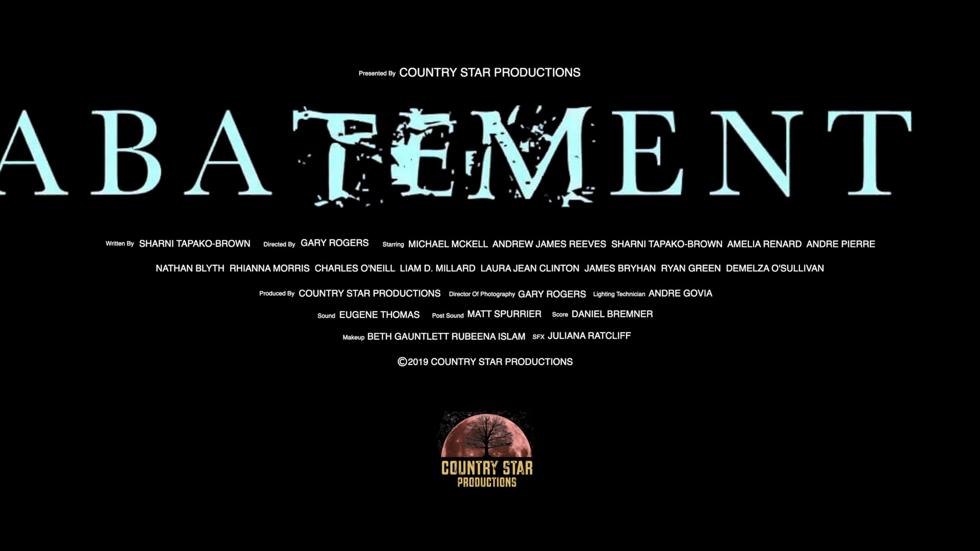Abatement - The official trailer