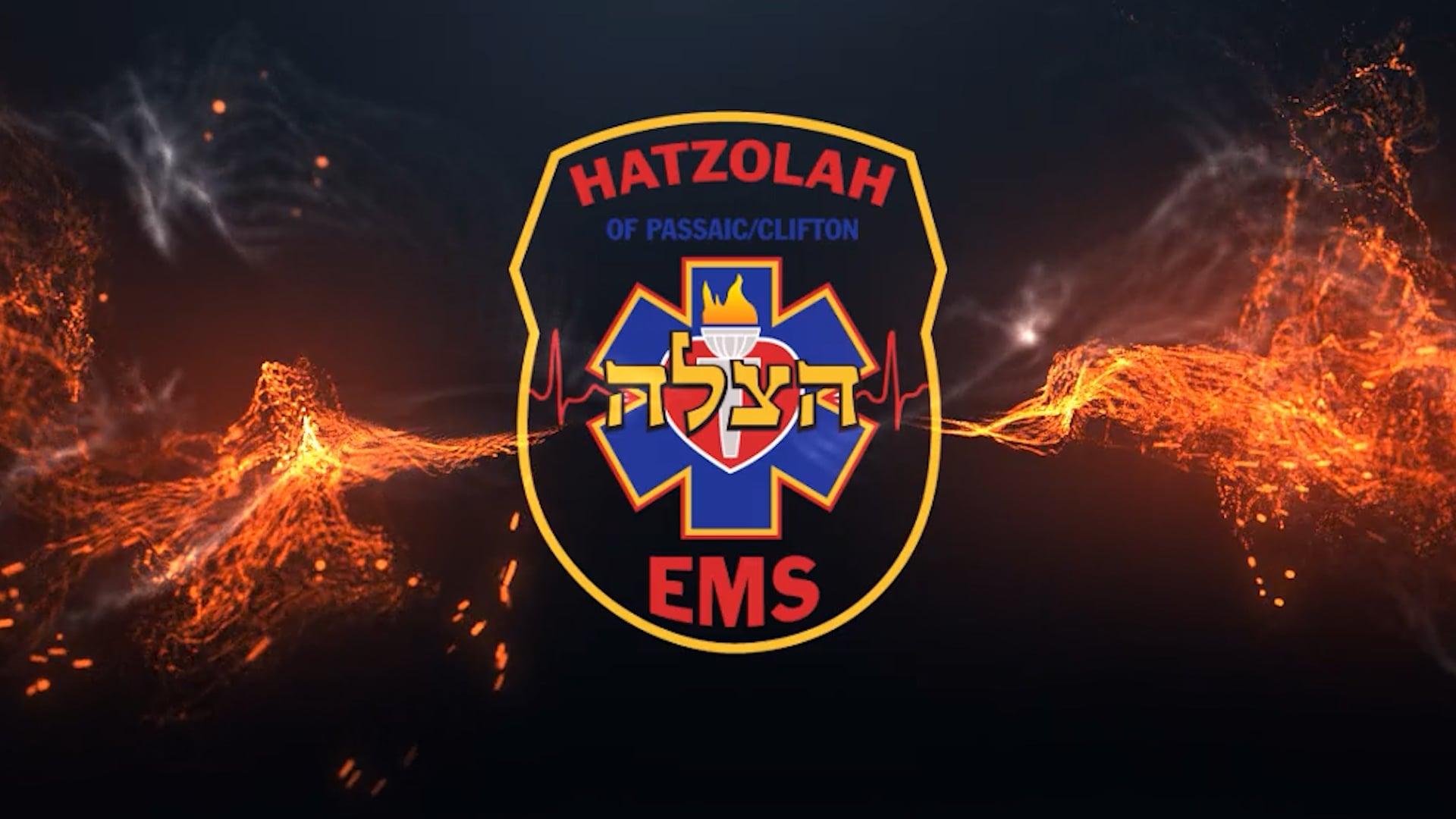 Hatzolah Of Passaic-Clifton EMS 2020 (Official video)