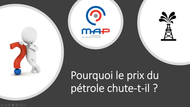 MAP-Décodage : Le cours du pétrole