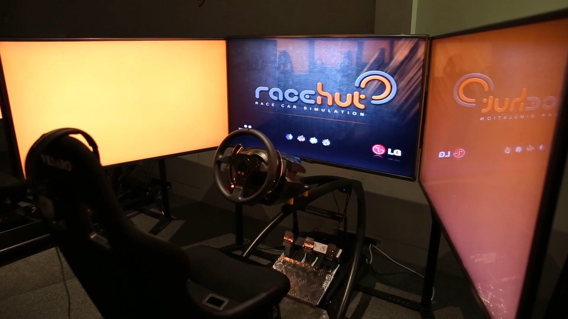 The Race Hut