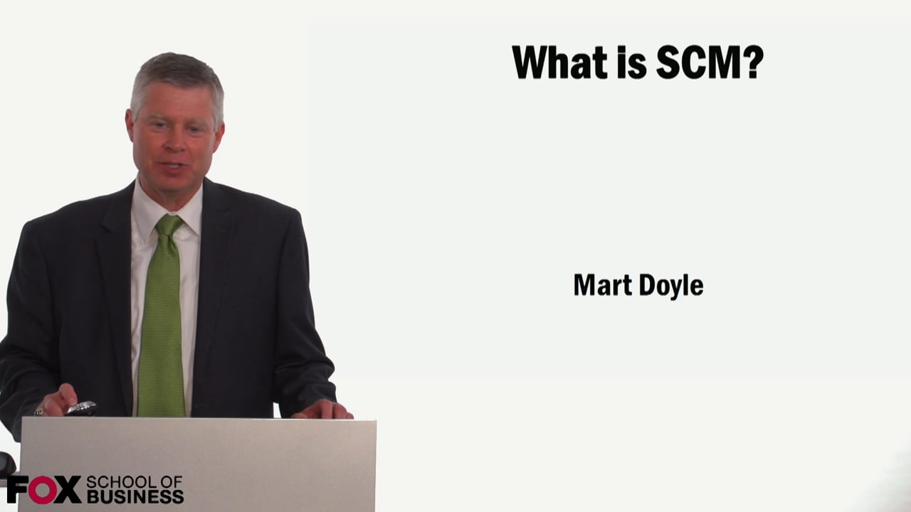 59080What is SCM?