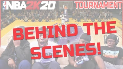 NBA 2K20, Rocket League + UFC 3 (Behind The Scenes) - Stream Replay