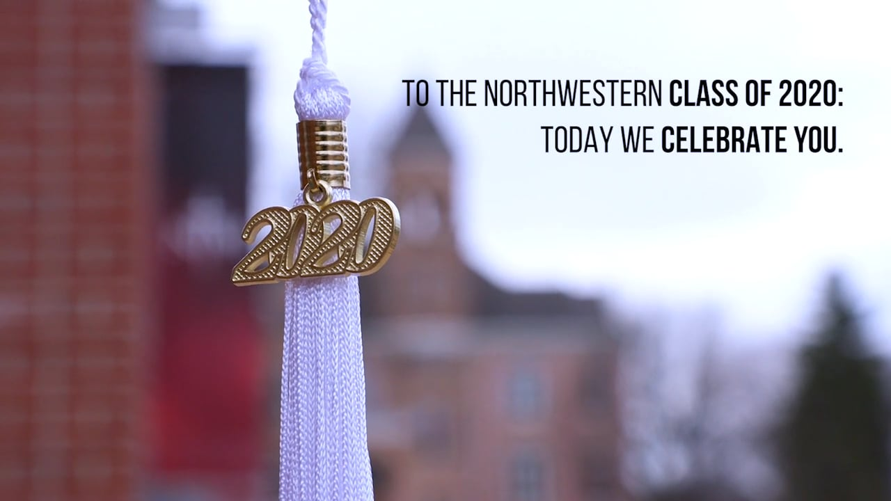 To the Northwestern Class of 2020…