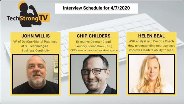 TechStrong TV - April 7, 2020