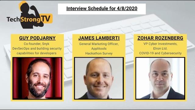TechStrong TV - April 8, 2020