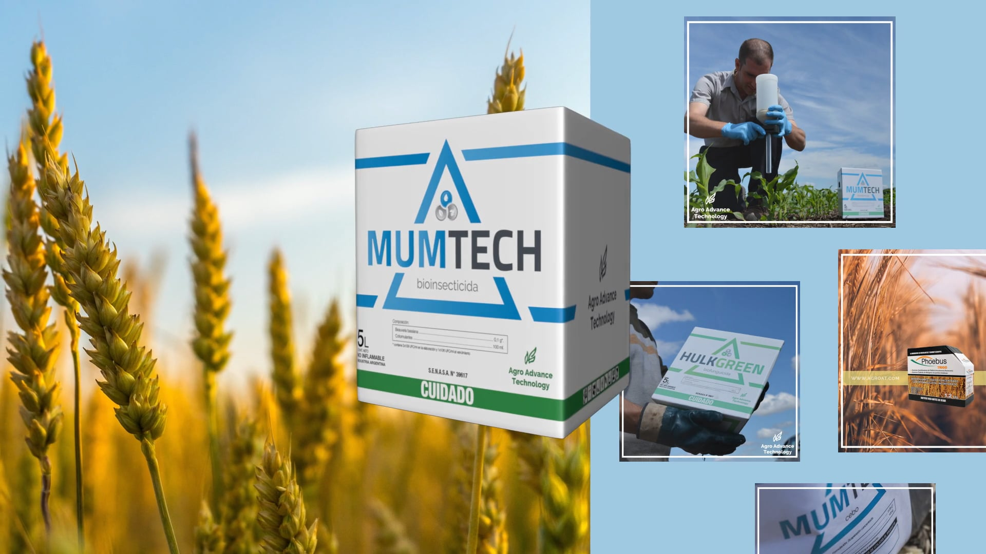 Agro Advance Technology by DOE