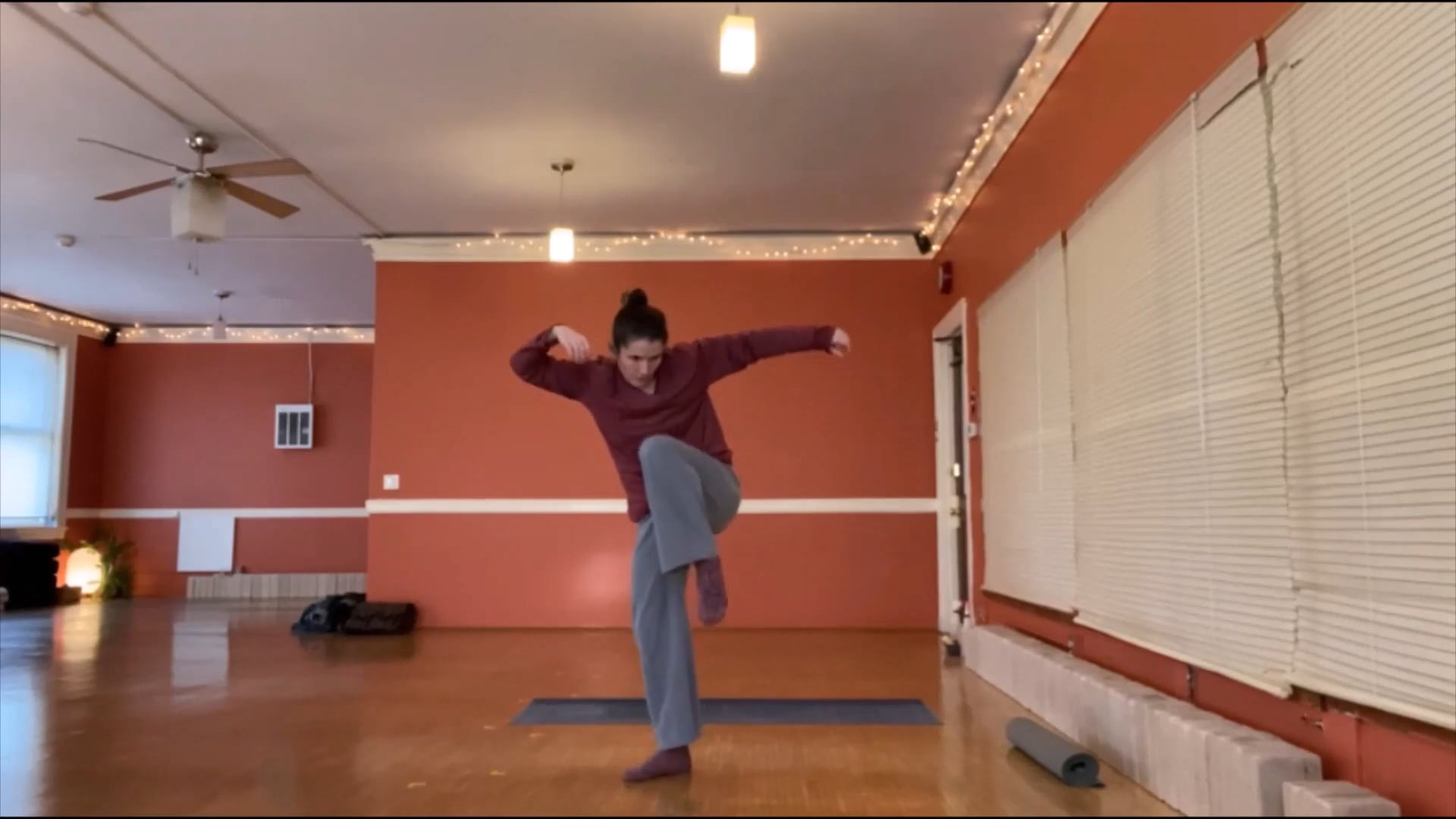 A Tidy Dance