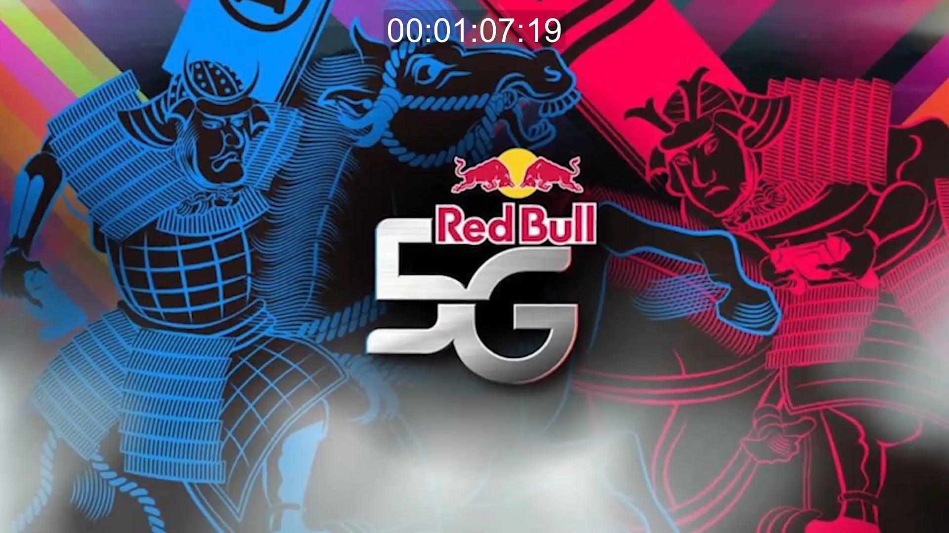REDBULL_E SportsSizzle_5.1 Mixing & Bumper Design_ad_DragonflySound