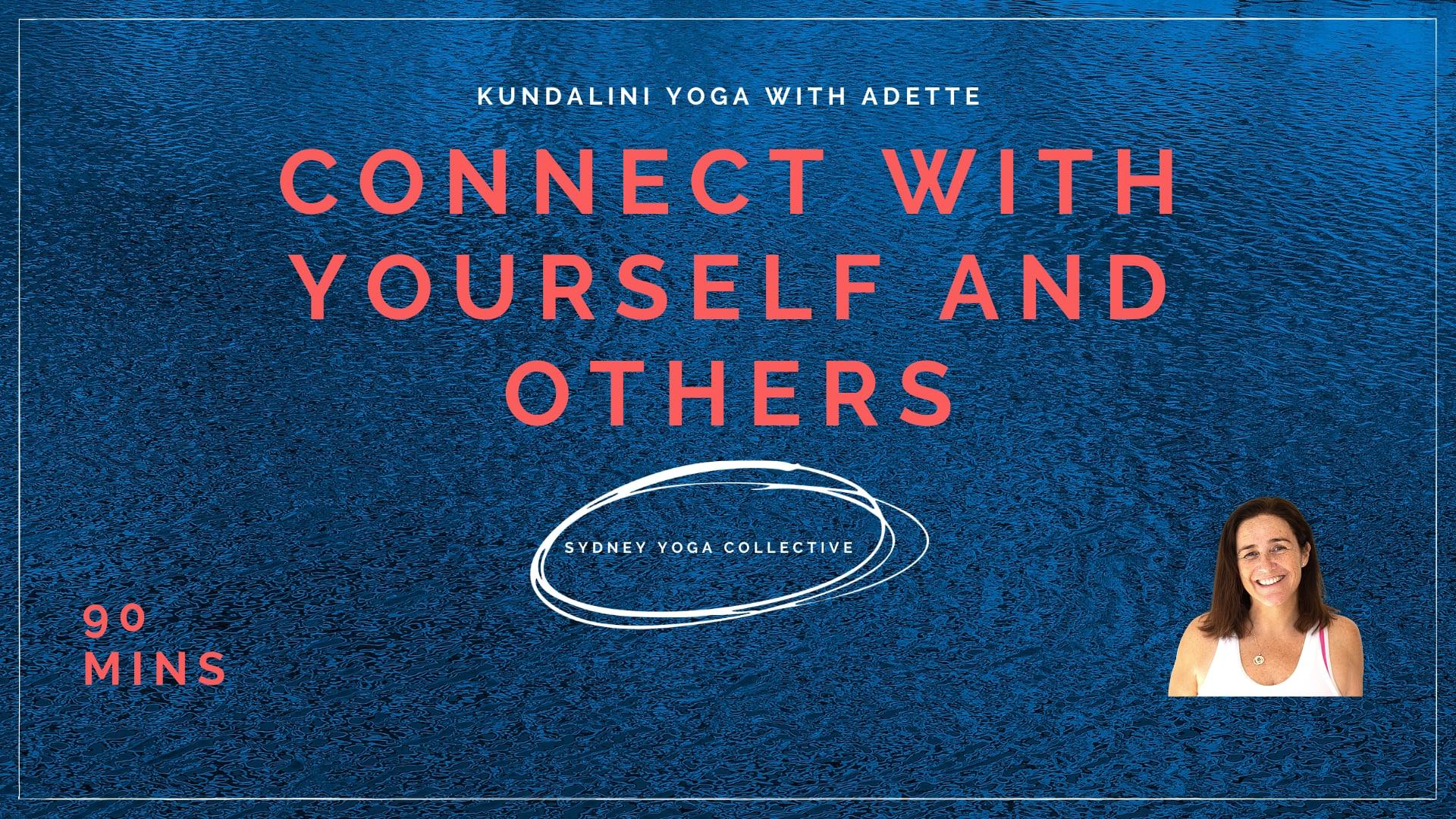 Kundalini Yoga with Adette