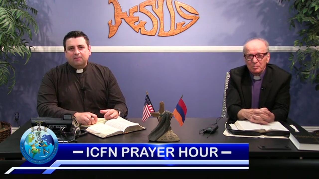 P. Harut Khachatryan & Rev. Berdj Djambazian 4-24-2020