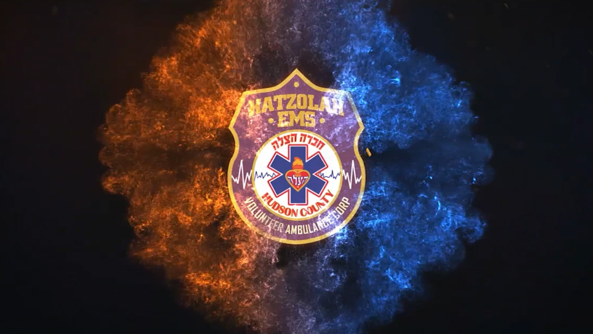 Hatzolah Of Hudson County EMS 2020 (Official video)