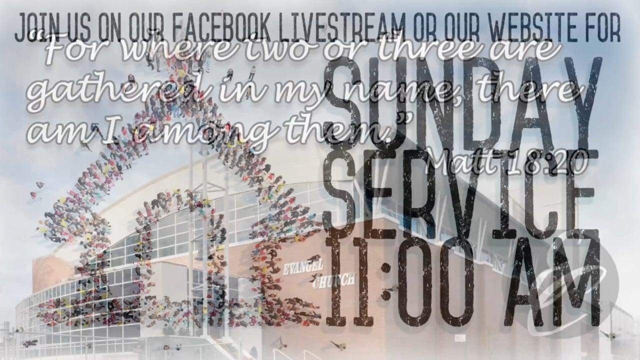 5/10/2020 - Sunday Service