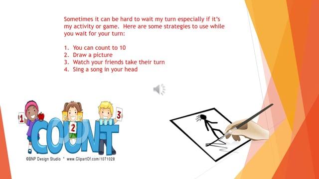 Remote Learning 12 - Take turns