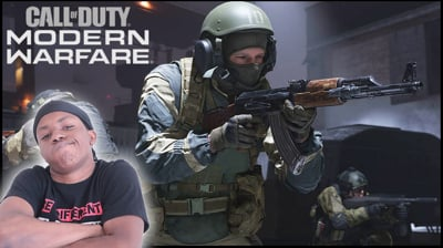 Call of Duty Customs! Shooting It Out With The Ninjas! - Stream Replay