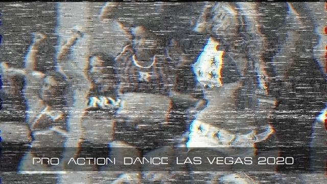 Pro Action Dance, Las Vegas 2020 Teaser