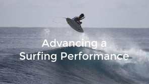 Advancing A Surfing performance