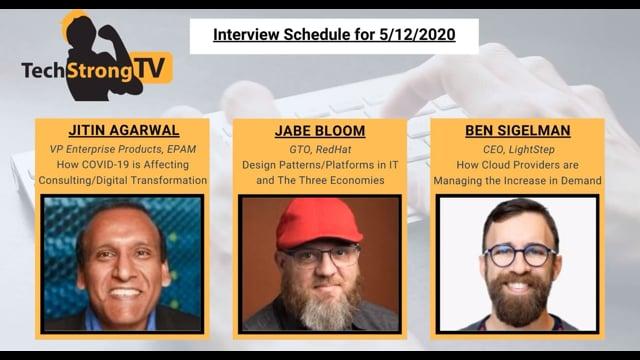 TechStrong TV - May 12, 2020