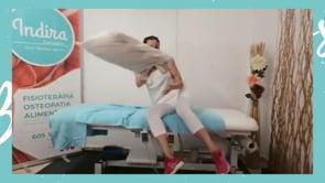 Benestar del Cos amb Fisio Indira: Millor postura per dormir