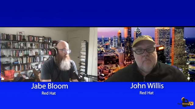 Jabe Bloom - TechStrong TV