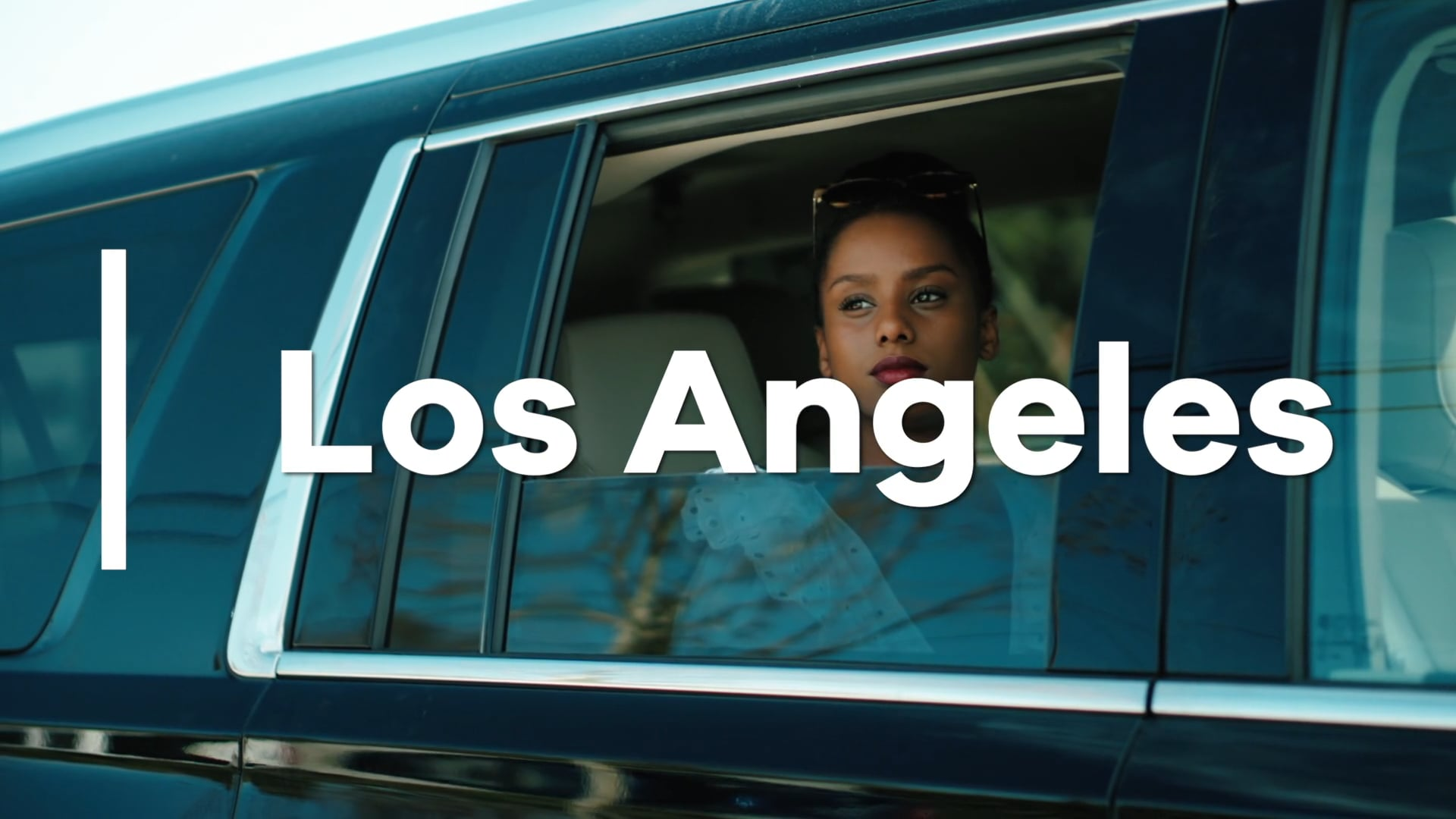 The Bodyguard - The Musical: Andrea i LA.