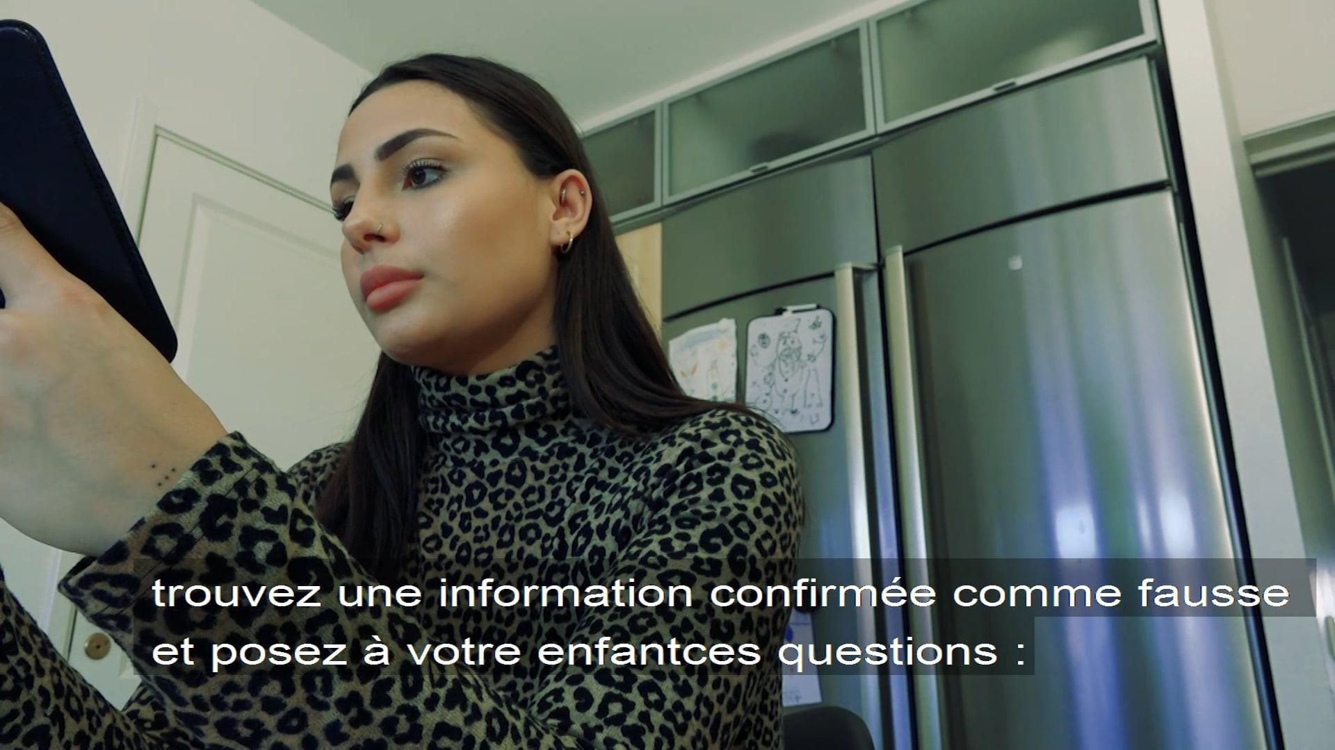 UNESCO  Coronavirus information french TV Subtitles