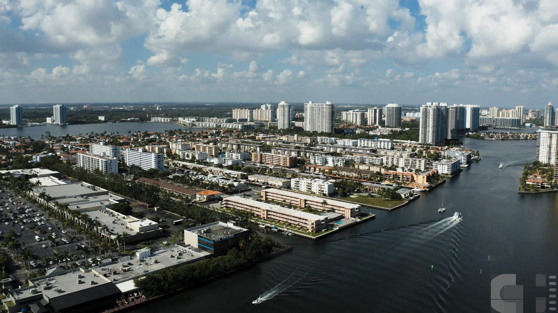 Miami Drone