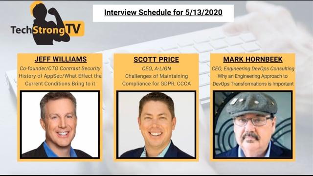 TechStrong TV - May 13, 2020