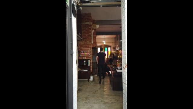 Hugo Lopes walking video